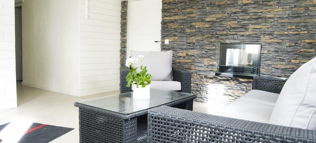 Boende Villa solsidan relax källare