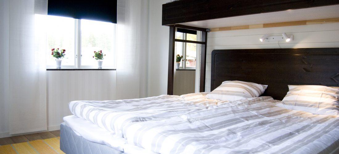 Boende Villa solsidan sovrum tre bäddar