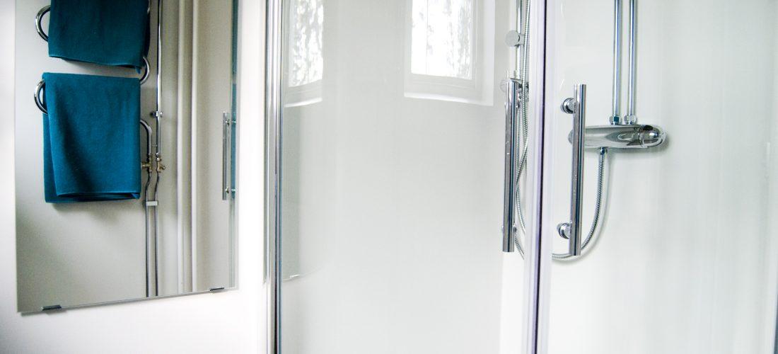 Boende Villa solsidan duschrum