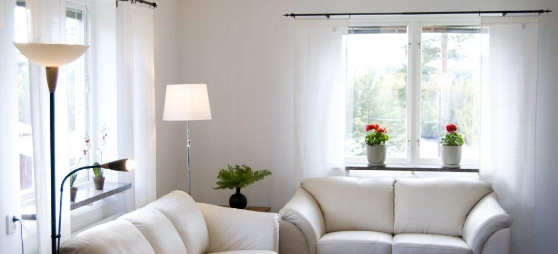 Boende Villa solsidan vardagsrum